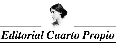 Editorial Cuarto Propio